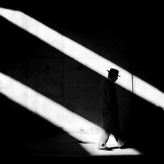 IPPA winner: Man walks in shadows iphone