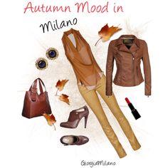 """Autumn Mood"" by furettina on Polyvore"