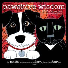Pawsitive Wisdom Calendar 2016