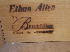 Ethan Allen On Pinterest Ethan Allen End Tables And