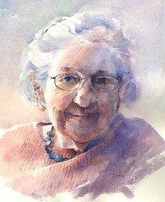 M. Graham Award, Watercolor Society of North Carolina Annual Juried Exhibit, 2012 JJ Jiang