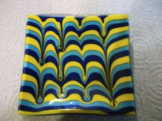 Showcase your art glass projects. Glass Fusing Projects, Stained Glass Projects, Delphi Glass, Fused Glass Art, Artist Gallery, Diy Projects To Try, Dinnerware, Bowls, Favorite Things