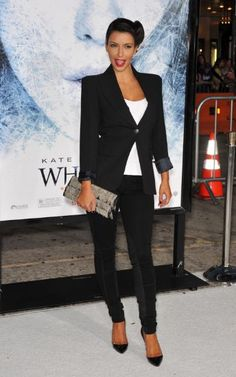 Kim Kardashian Fashion and Style -