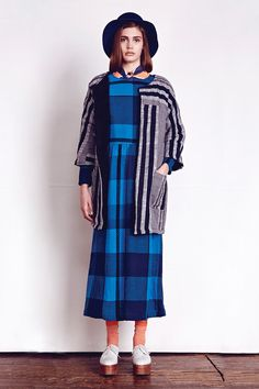 Ace & Jig | Fall 2014 Ready-to-Wear Collection | Style.com