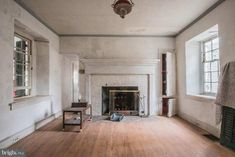 Wilmington, DE - $345,000 - Old House Dreams Old Wooden Doors, Old Doors, Old Stone Houses, S Brick, Two Bedroom Apartments, Brick Flooring, Old House Dreams, Big Houses, Abandoned Houses