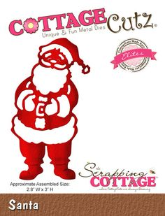 CottageCutz Santa (Elites)
