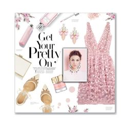 """""""Sweet Spring Dresses"""" by lauren-a-j-reid ❤ liked on Polyvore featuring Christian Dior, Cara, Bionda Castana, Oasis and Bare Escentuals"""