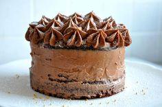 Schoko-Zimt-Torte http://liebeundkochen.wordpress.com/2014/12/14/schokolade-und-zimt-als-tortchen/