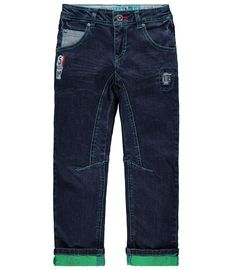Souris Mini - Pantalon en denim léger - collection Norvégien de souche
