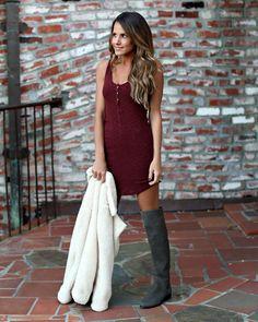 Simple City Dress