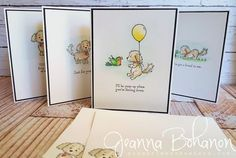 A Little More on Monday - Stampin' Up! Bella and Friends