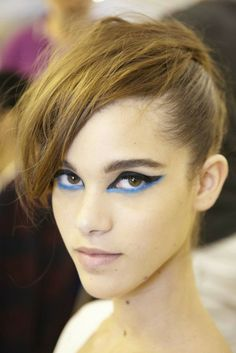 Lusi make up : makijaż nr.2 na konkurs u Maxineczki:)