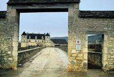 Chateau du Clos de Vougeot propiedad de la Confrérie des Chevaliers du Tastevin.