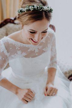 Scheunen Hochzeit auf Gut Kump