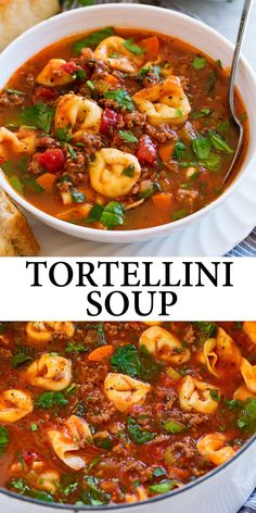 Beef Soup Recipes, Dinner Recipes, Cooking Recipes, Healthy Recipes, Vegetable Soup Recipes, Healthy Soup Recipes, Chili Recipes, Soup With Ground Beef, Ground Beef Soups