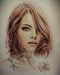 WANT A FEATURE ?   CLICK LINK IN MY PROFILE !!!    Tag  #LADYTEREZIE   Repost from @obscuredorchid   Drawing of Emma Stone  so excited to watch La La Land... after I give my exams   #drawing #emmastone #lalaland #portrait #art #photoshoot #oscar #2017 #sketch #vogue via http://instagram.com/ladyterezie