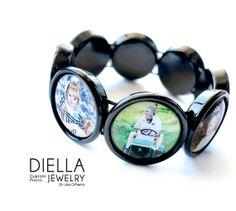 Personalized Bracelet for Momscustomized photo by DiellaJewelry, $38.00