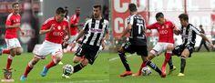 A Minha Chama: 10ª J: Nacional 1 S.L. Benfica 2