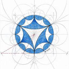 7 Best Hyperbolic geometry images in 2016 | Mandalas, Fractals