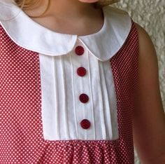 i love maryanne & caroline! tute for the adorable pintucked bib front!