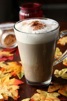 Mapleccino - köstlicher Cappuccino mit Ahornsirup