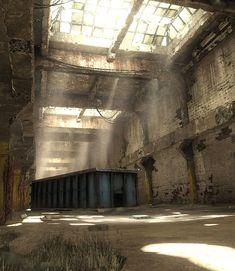 Abandoned, But Beautiful