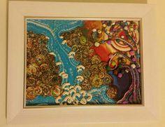 Motion of Colors Exhibited in Villa Adler  Brasov Romania