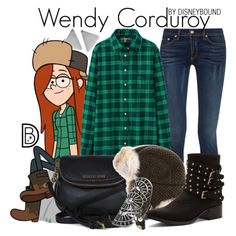 Wendy Corduroy by leslieakay