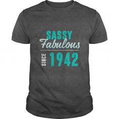 75th Funny Anniversary Gifts Ideas Aged Sassy Fabulous Since 1942