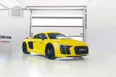 Wrapped Up 2017 Audi R8 V10 Looks Like A Win