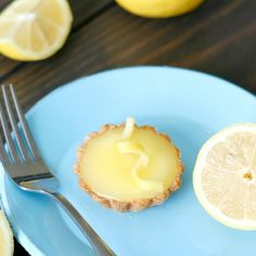 Double lemon tarts are so light and refreshing! Two layers of tangy and sweet lemon filling in a buttery crust.