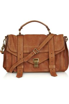 I just think this bag will make all of my stuff look so pretty....