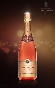 #Champagne Taittinger Prestige Rosé #InstanteTaittinger