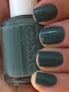 """Essie Color...""""vested interest."""" Gorgeous for Fall."""