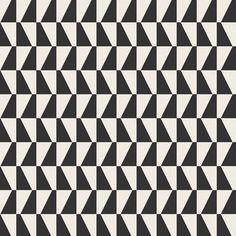 Trapez Wallpaper by Scandinavian Designers - Arne Jacobsen