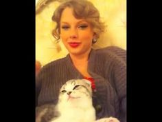 Taylor Swift and Meredith video...so cute!! Haha