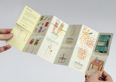 Bachelor Recipes Booklets (Student Project) on Packaging of the World - Creative Package Design Gallery