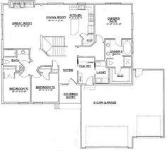Rambler House Plans eplans ranch house plan splendid ranch for empty nesters 1571 Rambler House Plans Home Plans Rambler The Muirfield