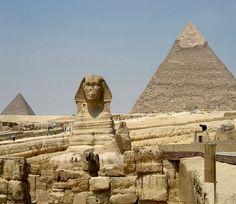 The Pyramids, Egypt