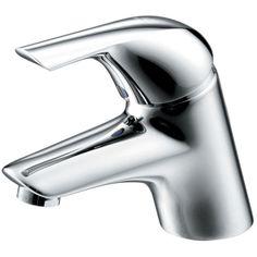 Ideal Standard Ceraplan SL Single Lever One Taphole Basin Mixer No Waste No Waste, Basin Mixer Taps, Mixers, Faucet, Cloak Room, Bathroom Ideas, Bathrooms, Flat, Pop