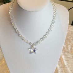 """Angelic """"Star of Grace"""" necklace $50.00"""
