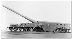 Railway Guns - Dieselpunks