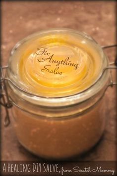 How To Make A 'Fix Pretty Much Anything' Salve | Health & Natural Living