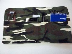 Car Visor Organizer Caddy  Car Accessories  Camo by SewProDesigns, $21.00