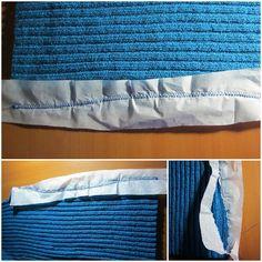 Renovar prendas de vestir viejas, usadas, pasadas de moda con tachas. Proyectos fáciles de costura