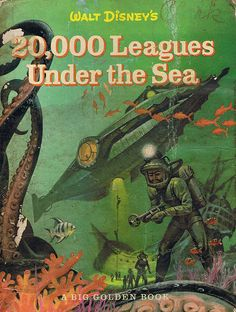 20,000 Leagues Under the Sea.  1954