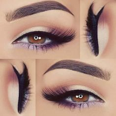 Best Ideas For Makeup Tutorials : Catchy Eye Makeup Tutorials You Would Love To Try – Top Popular Make-Up Gorgeous Makeup, Pretty Makeup, Love Makeup, Makeup Inspo, Makeup Inspiration, Makeup Ideas, Beauty Make-up, Beauty Hacks, Beauty Tips