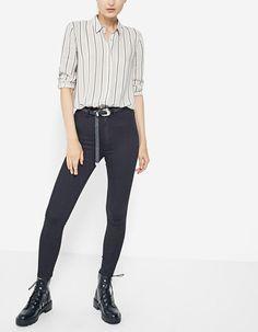 4ccf9114a2ba Stripe 3 4 Sleeve Shirt - null