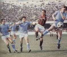 30 marzo 1980, Napoli vs Milan 0-1 goal di A.Bigon