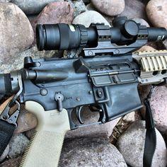 Rock River Arms Assault Weapon, Assault Rifle, Home Defense, Self Defense, Rock River Arms, Man Gear, Gun Art, Real Steel, Home Protection